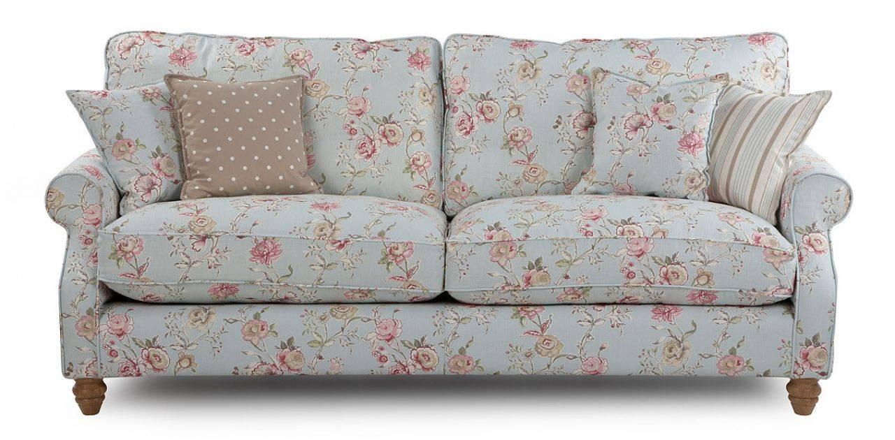 Sofa. Floral Sofas - Rueckspiegel for Floral Sofas (Image 13 of 15)