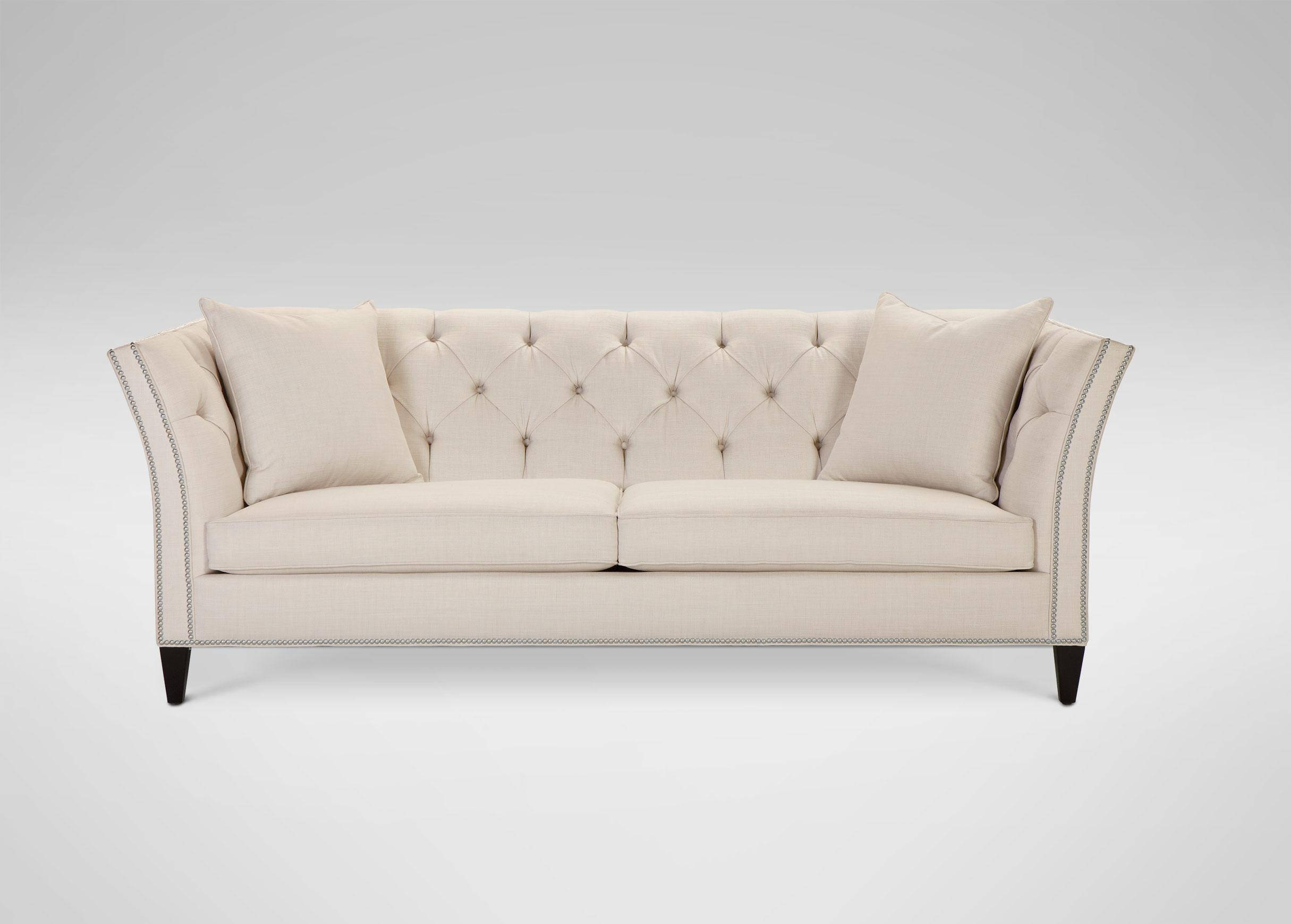 Sofa Ideas: Allen White Sofas (Explore #1 Of 20 Photos) for Allen White Sofas (Image 5 of 15)
