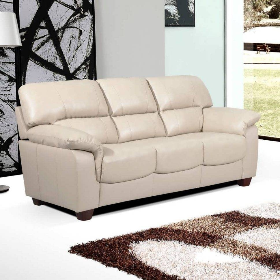Sofa : Leather Sofa Set Velvet Couch Beige Sofa Overstuffed Couch Regarding Beige Sofas (Photo 5 of 15)