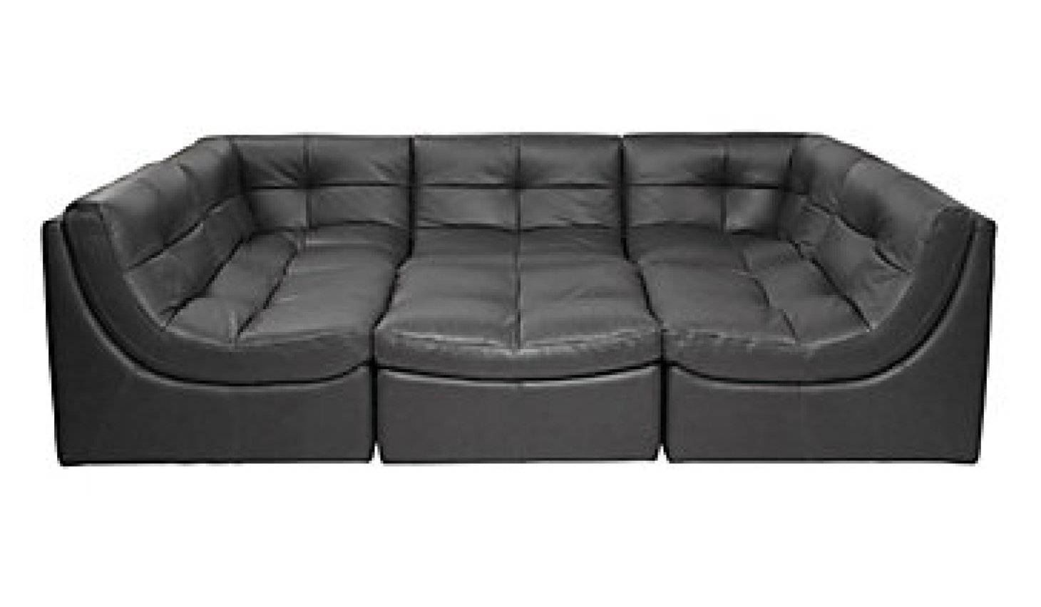 Sofa : Modular Sectional Sofa Fascinate Lexington Modern inside Cloud Sectional Sofas (Image 9 of 15)