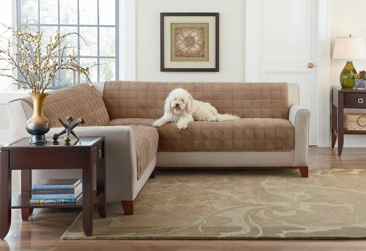 Sofa Pet Cover | Sofa regarding Armless Sofa Slipcovers (Image 11 of 15)