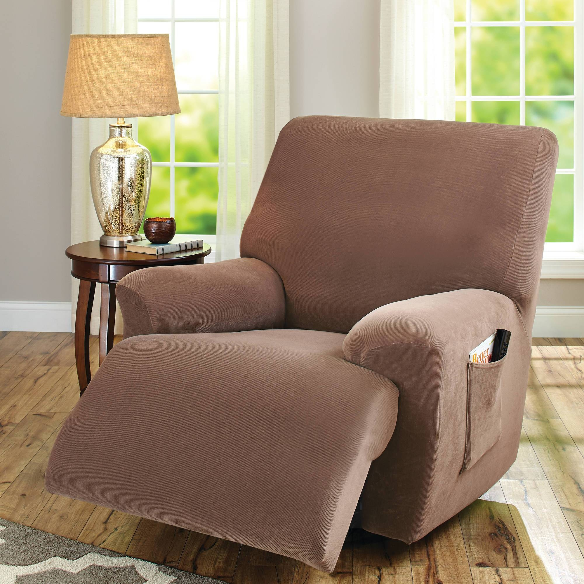 Sofa: Slipcover For Lazy Boy Recliner Sofa | Sofa Recliner throughout Slipcover for Recliner Sofas (Image 14 of 15)