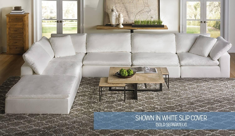 Sofa : Slipcover Sectional Sofa Appealing' Modern Slipcover regarding Luxe Sofas (Image 11 of 15)