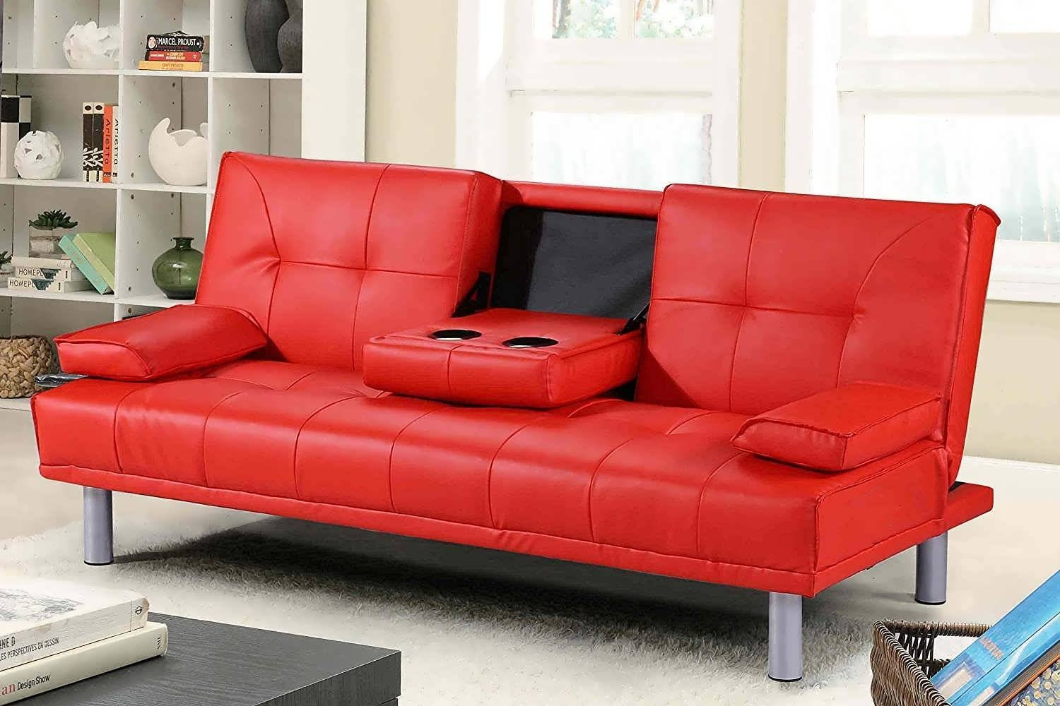 Sofa : Small Leather Sofa Recliner Sofa Modern Sectional Sofas With Small Modern Sofas (Photo 15 of 15)