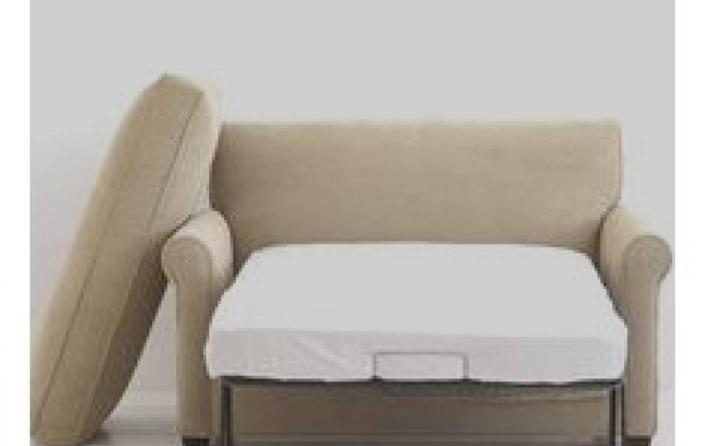 Sofa : Stunning Twin Sleeper Chair Buchanan Roll Arm Upholstered with Crate And Barrel Sofa Sleepers (Image 10 of 15)