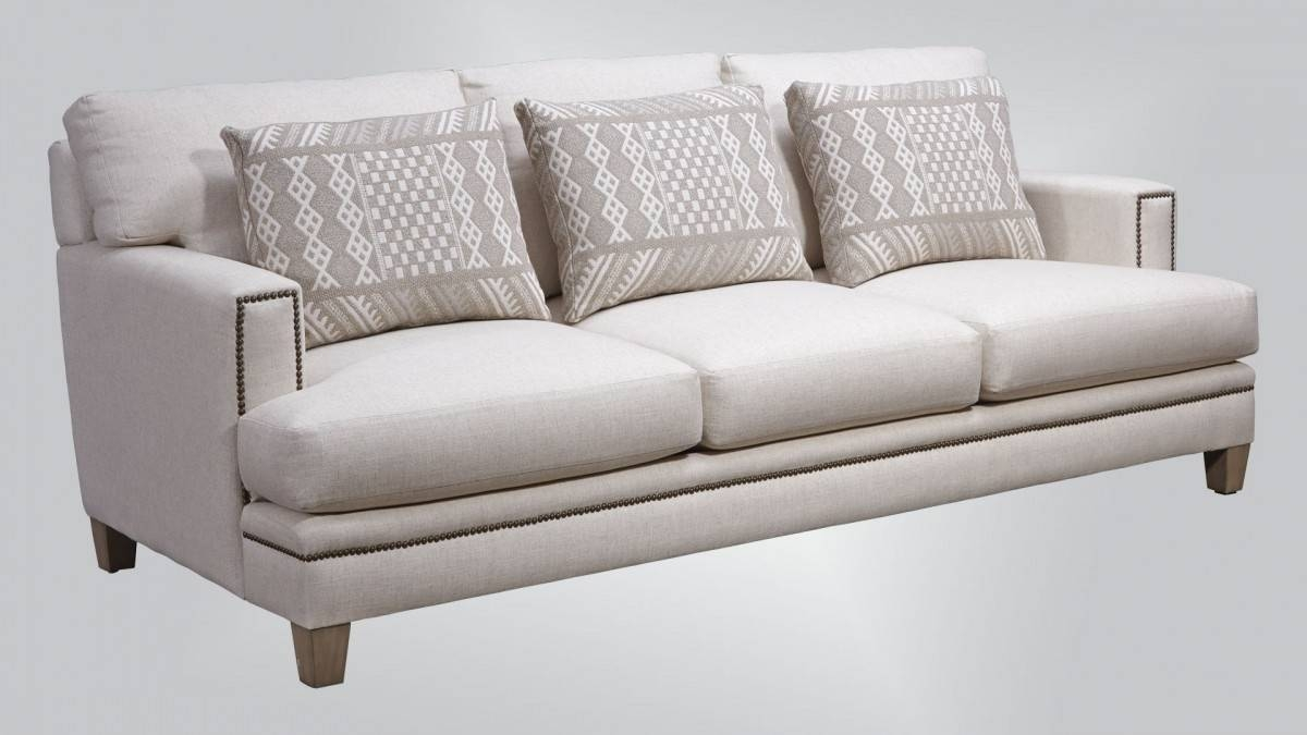 Sofas & Loveseats - Burton James in Burton James Sofas (Image 14 of 15)