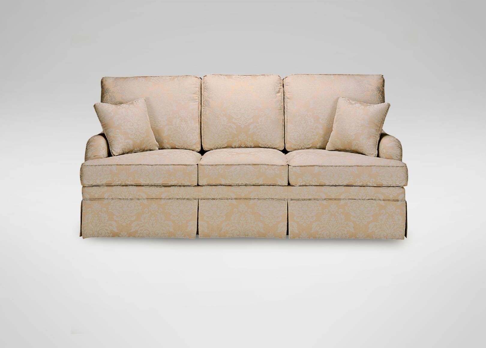 Sofas: Sectional Sofas Ethan Allen | Ethan Allen Sofa Bed with Ethan Allen Whitney Sofas (Image 13 of 15)