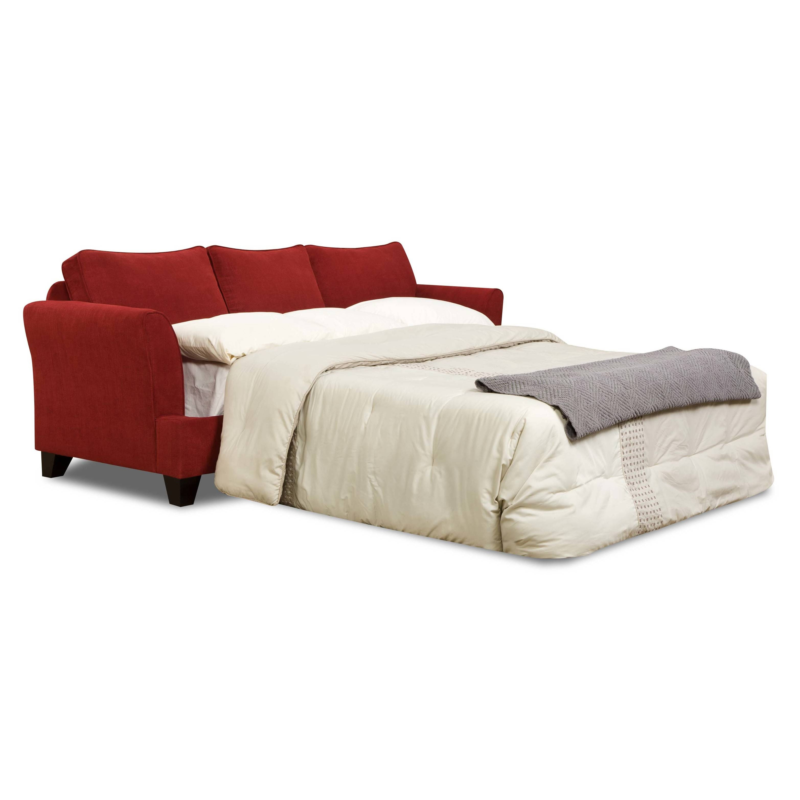 Sofas: Simmons Beautyrest Sofa Bed | Queen Sectional Sleeper Sofa throughout Simmons Sleeper Sofas (Image 14 of 15)