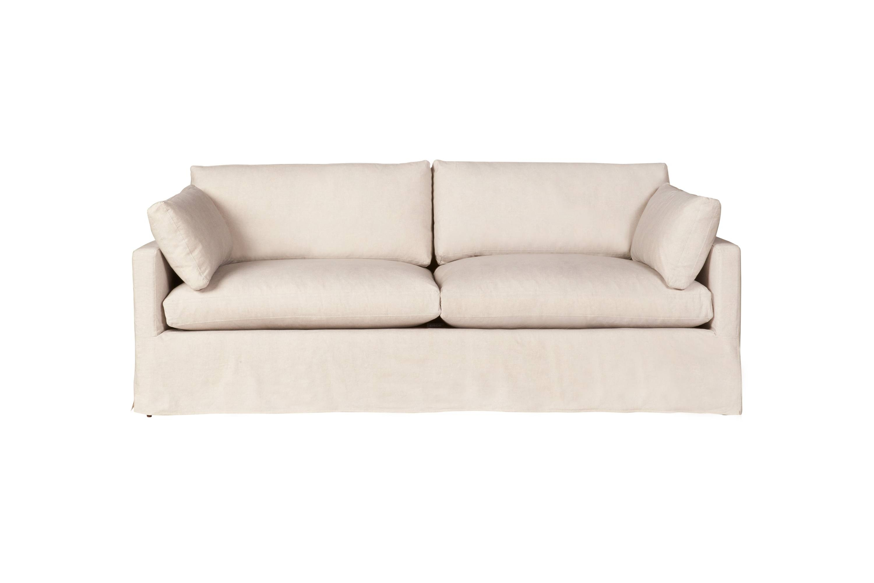 Sofas with Armless Sofa Slipcovers (Image 13 of 15)