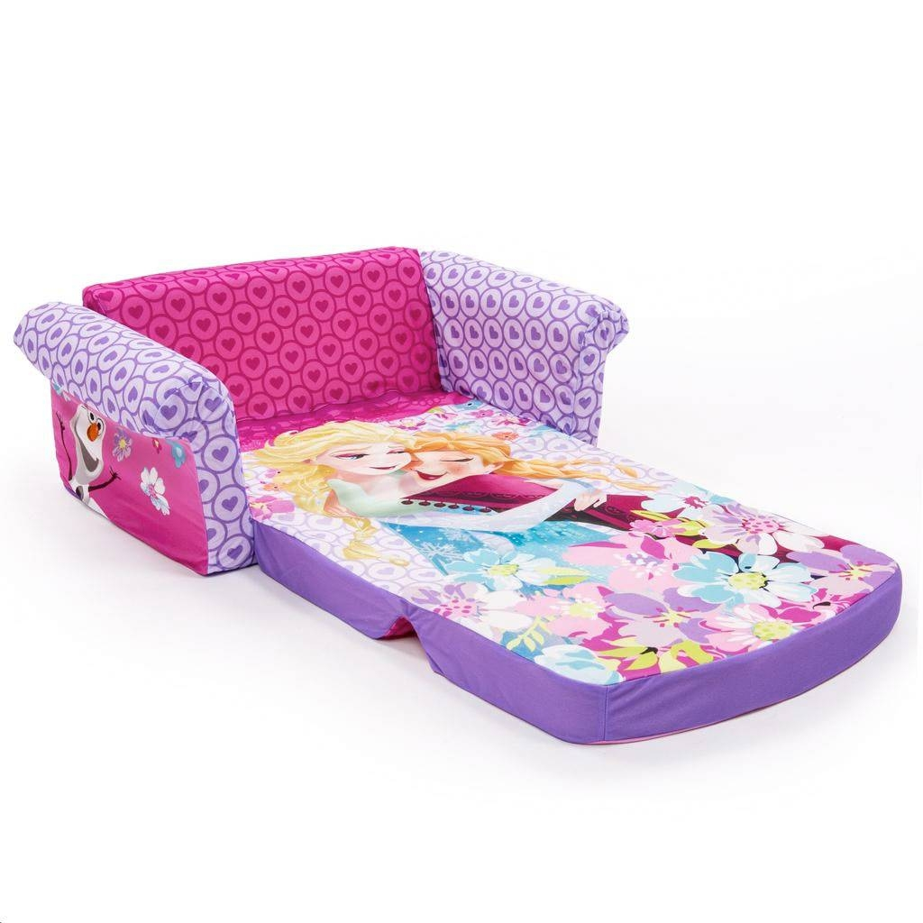 Spin Master - Marshmallow Furniture Flip Open Sofa Disney Frozen in Flip Open Couches (Image 13 of 15)