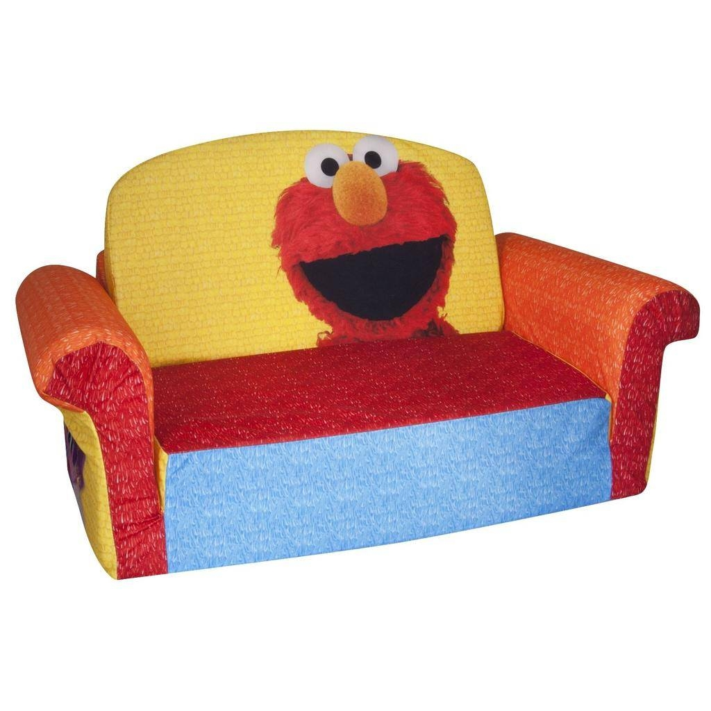 Featured Photo of Elmo Flip Open Sofas