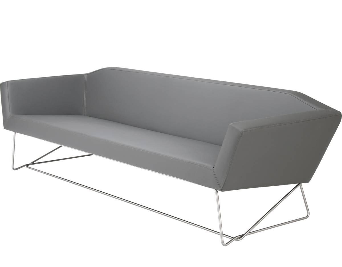 Swept Sofa - Hivemodern throughout Blu Dot Sofas (Image 15 of 15)