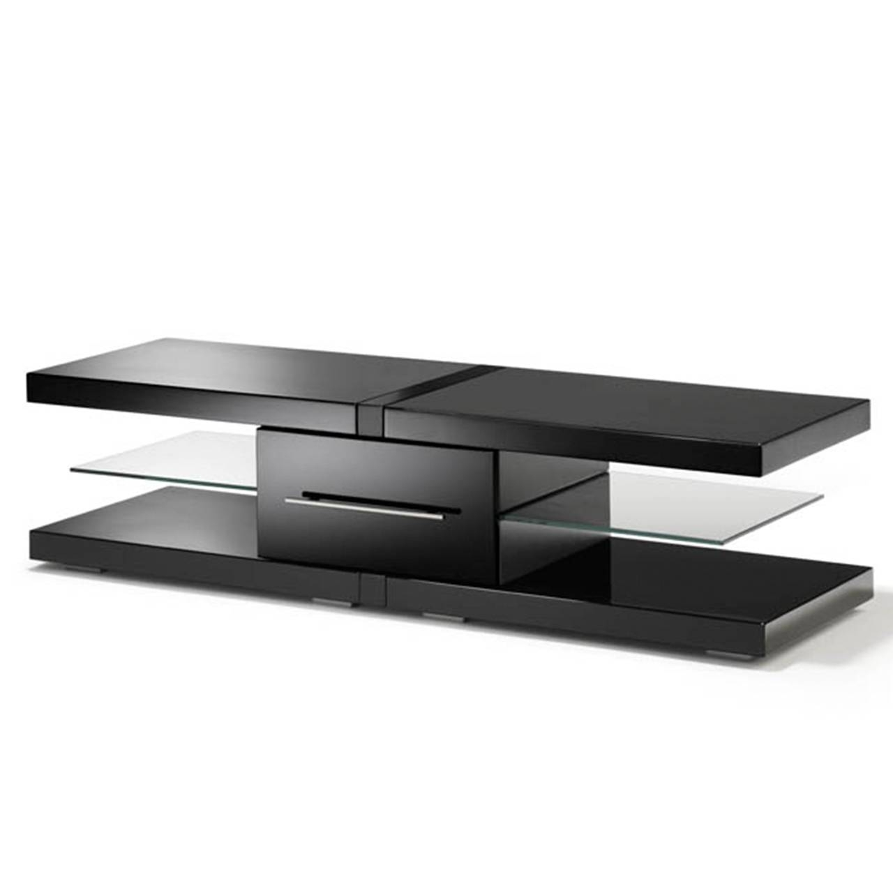 "Techlink Echo Ec150B - Screens Up To 65"", Tv Stand 