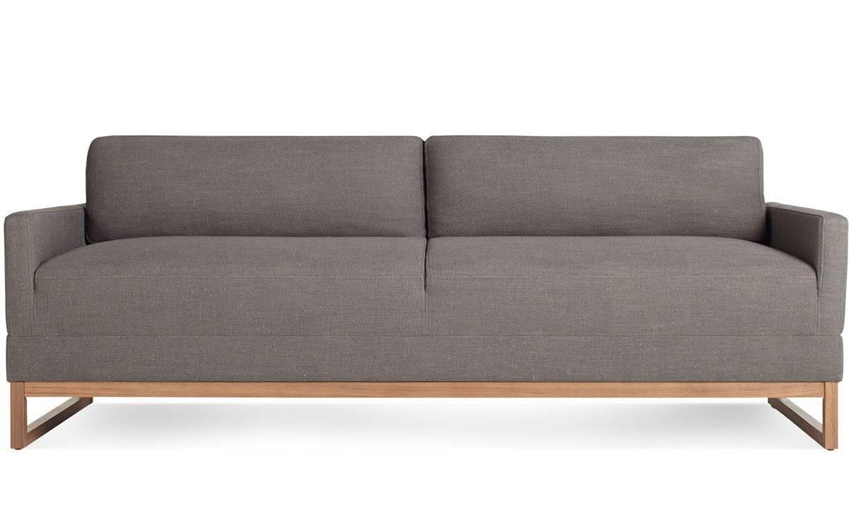 The Diplomat Sleeper Sofa   Hivemodern With Regard To Blu Dot Sleeper Sofas  (Image 15