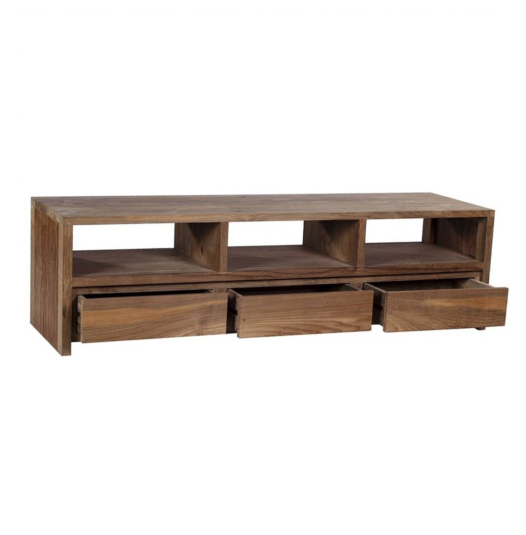 The Gerupuk Reclaimed Wood Tv Stand. Call Now! inside Recycled Wood Tv Stands (Image 12 of 15)