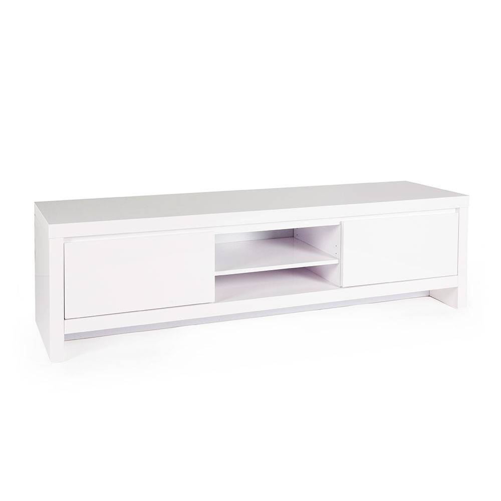 The Look Store | Soho Tv Bench - Gloss White - The Look Store for Soho Tv Unit (Image 13 of 15)