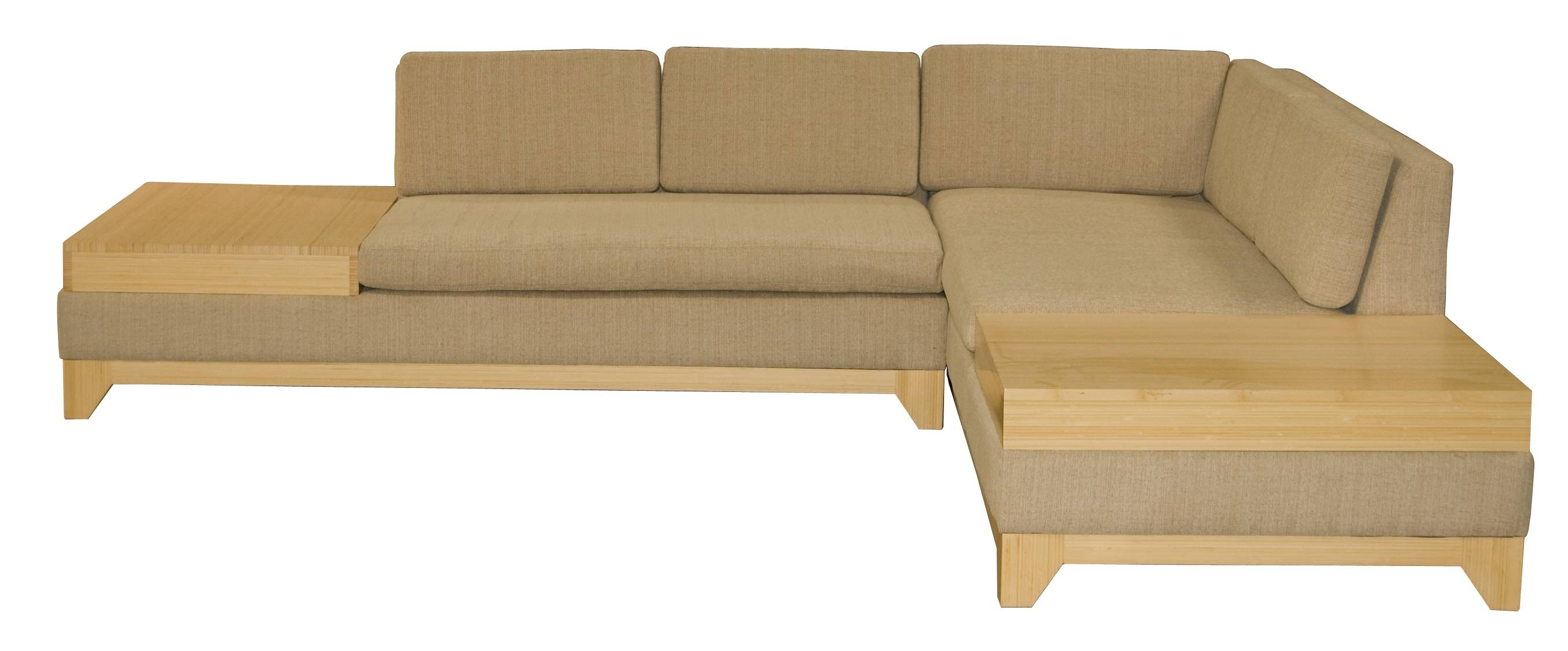 The Sofa Company Offers Customers Green Furnishings For The Home in Bamboo Sofas (Image 12 of 15)
