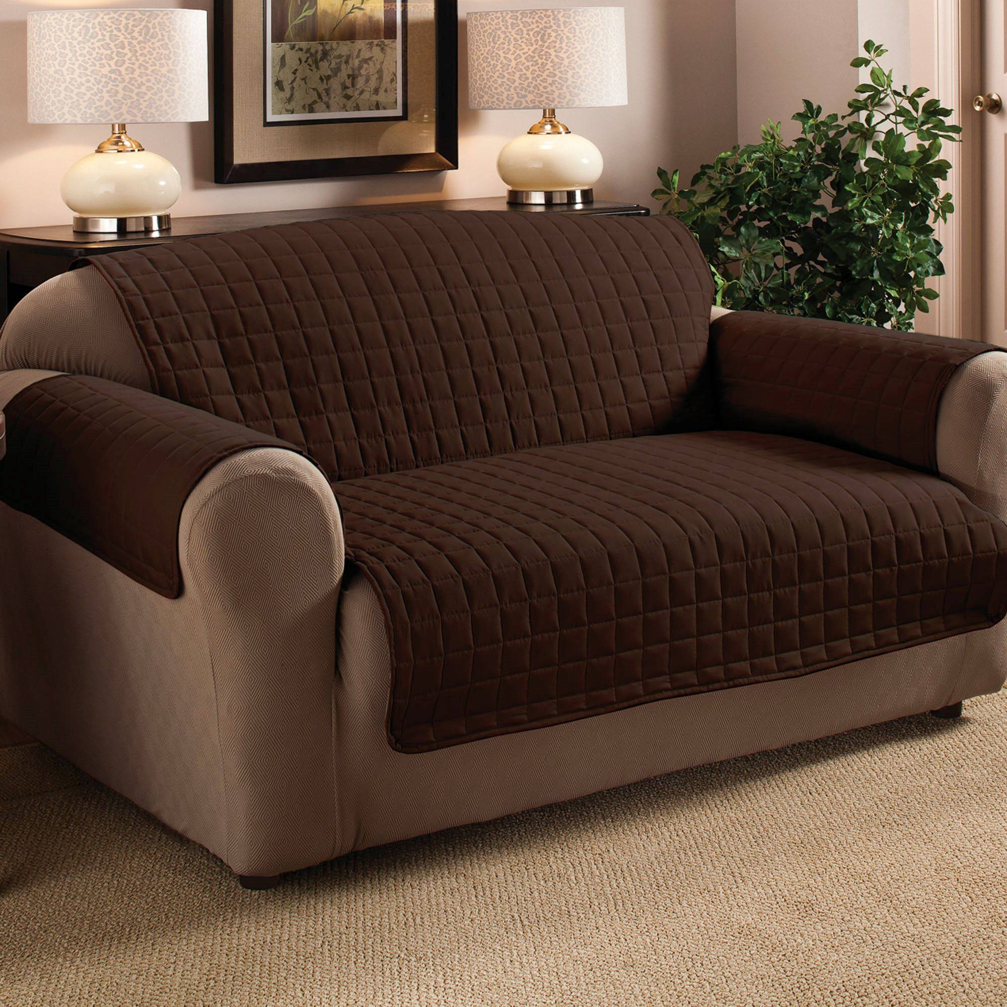 Tips: Cozy Sofa Slipcovers Cheap For Exciting Sofas Decorating in Recliner Sofa Slipcovers (Image 14 of 15)
