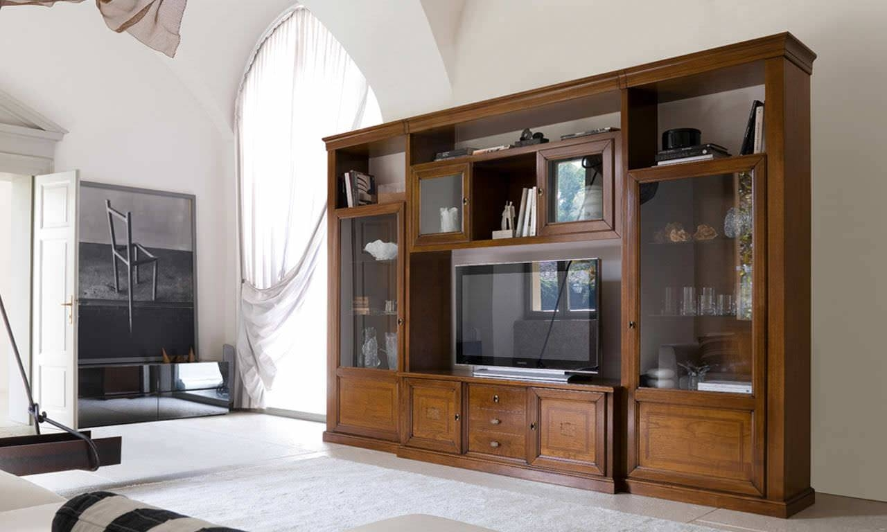 Traditional Tv Cabinet / Wooden – Artepiergiorgio Pradella Intended For Traditional Tv Cabinets (View 2 of 15)