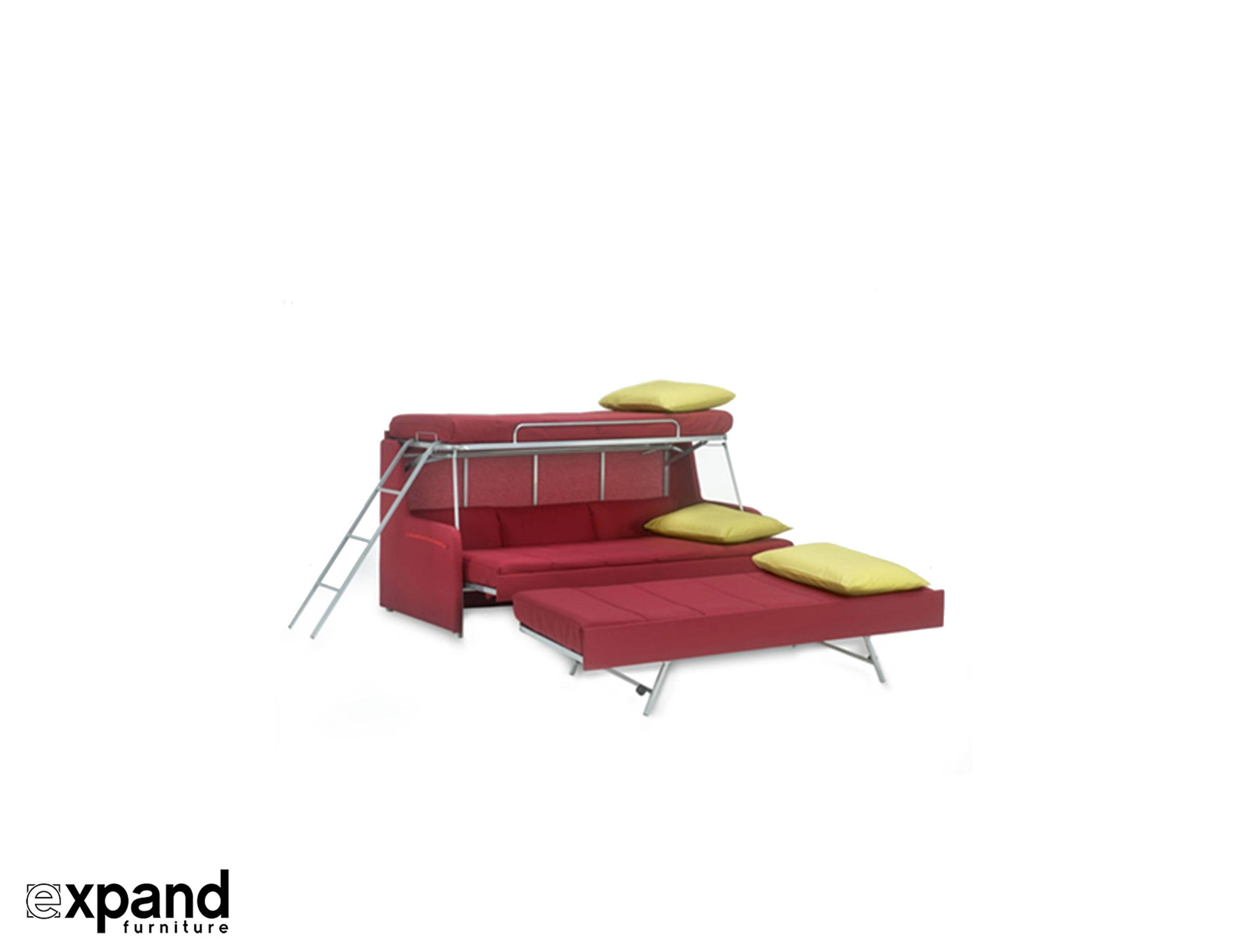 Transforming Sofa Bunk Bed | Expand Furniture throughout Sofas Converts to Bunk Bed (Image 15 of 15)
