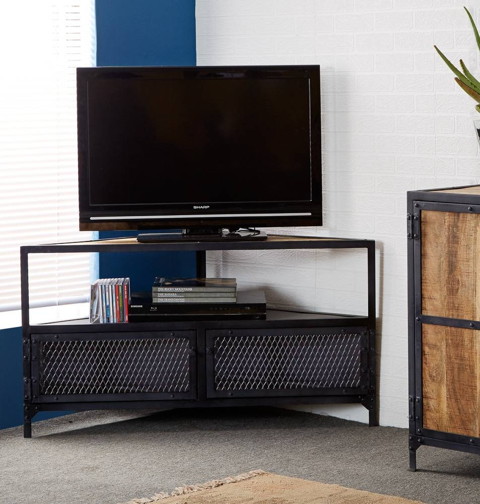 Tremendous Flat Screens New Teak Furnitures As Wells As Flat with Large Corner Tv Stands (Image 8 of 15)