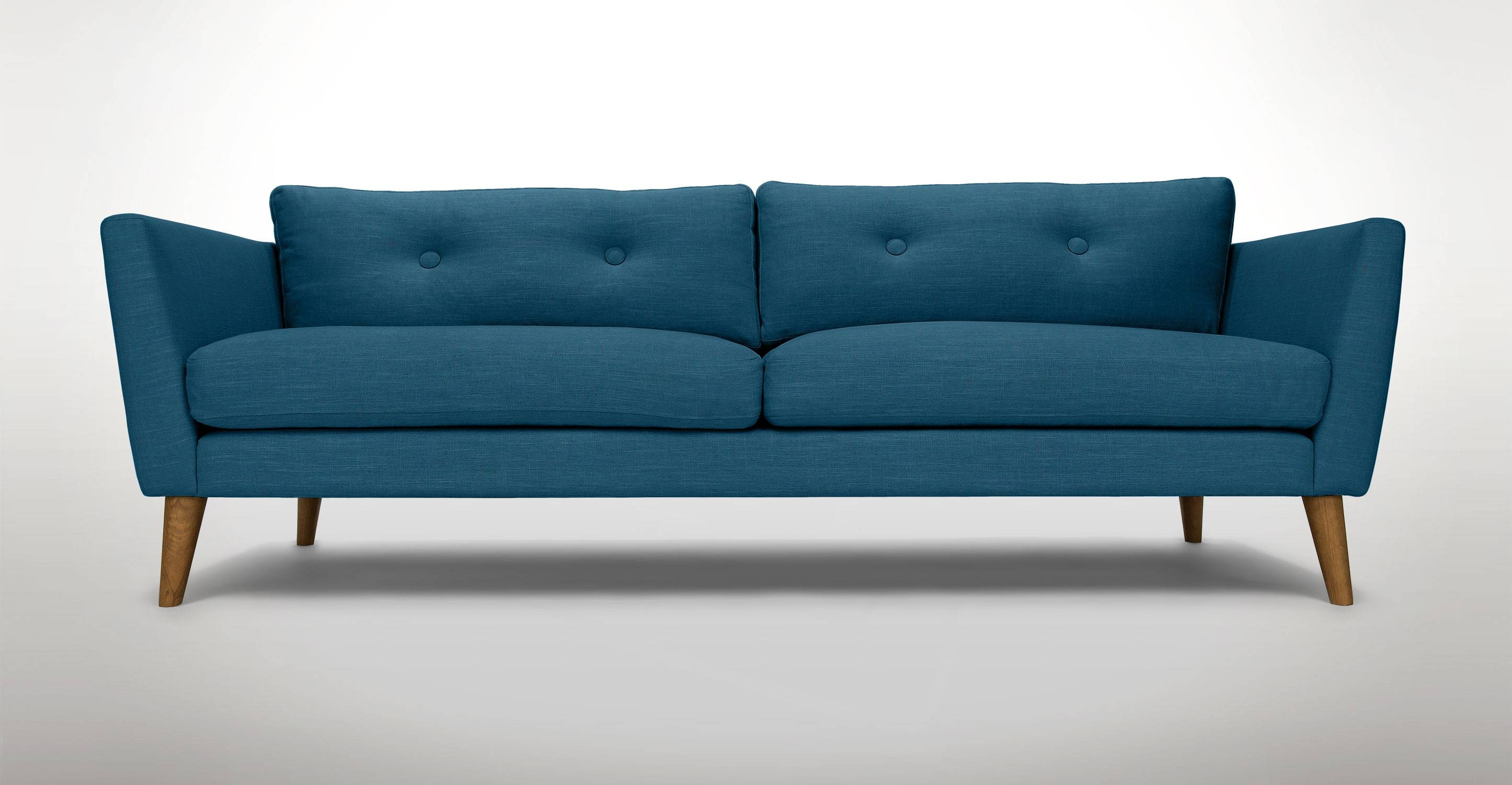 15 Best Blue Sofas
