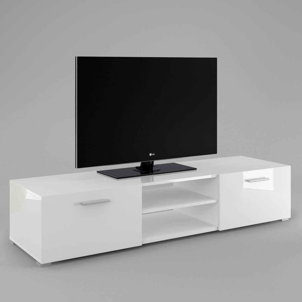 Tv Cabinet Luna - Labi Furniturelabi Furniture pertaining to Tv Cabinets (Image 14 of 15)