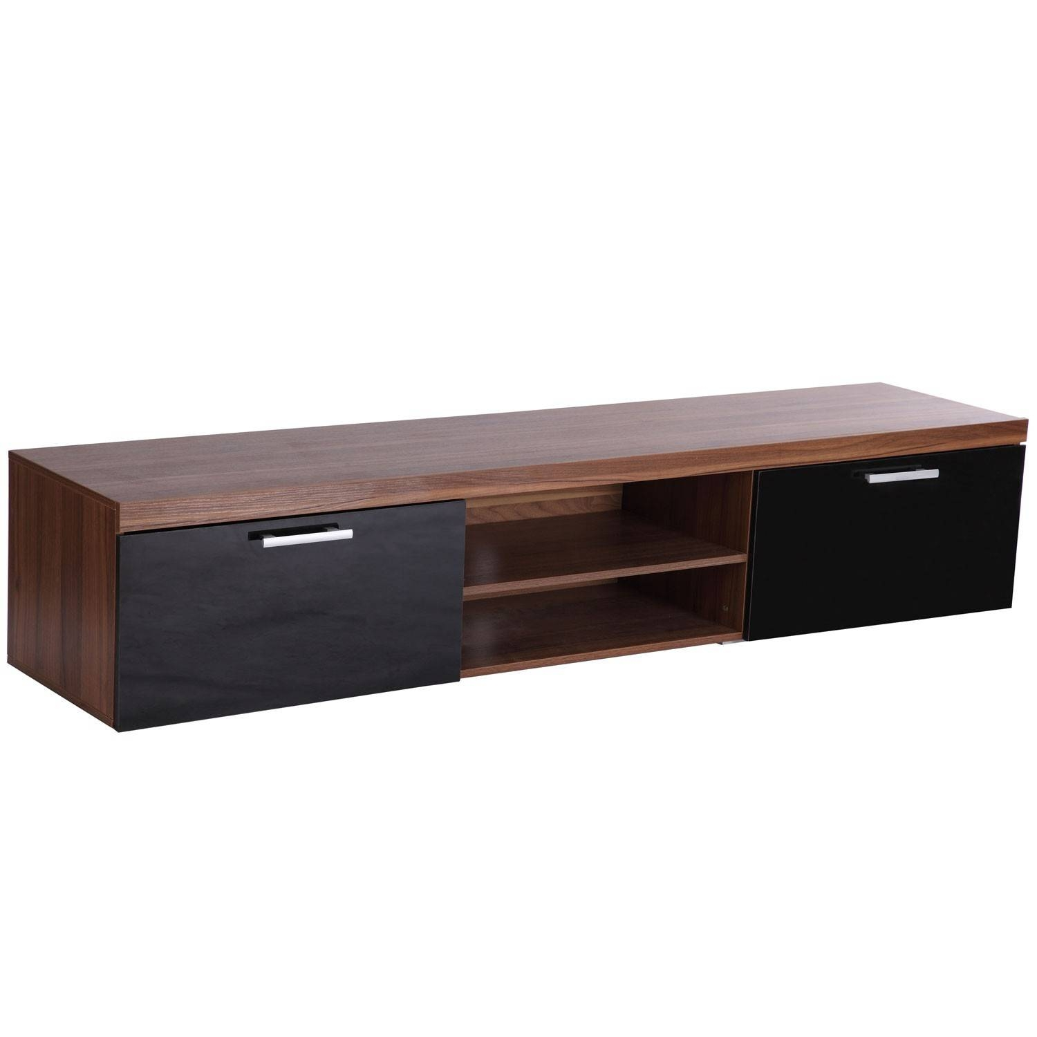 Featured Photo of Walnut Tv Cabinets With Doors