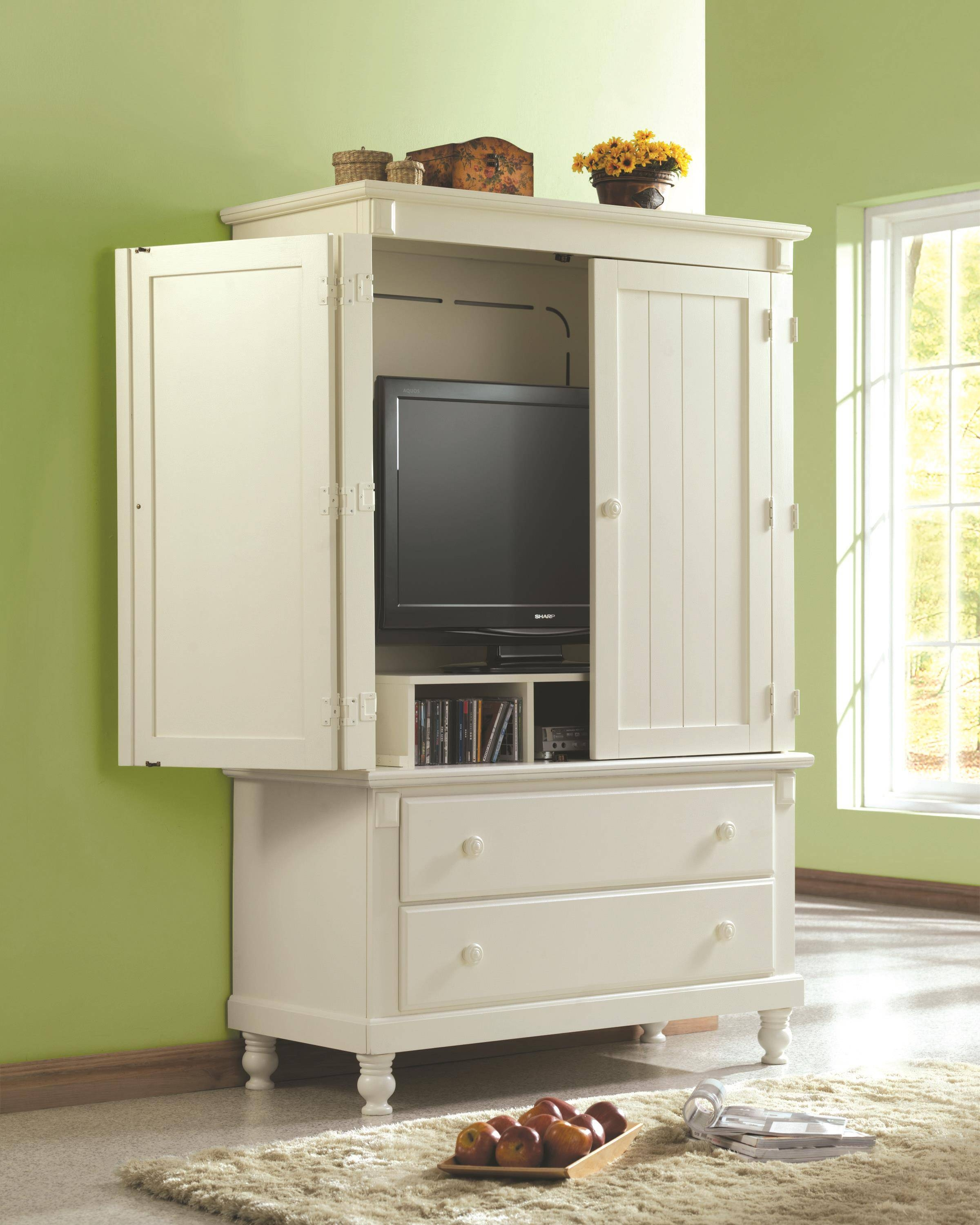 Explore Photos Of Enclosed Tv Cabinets With Doors Showing 12 15