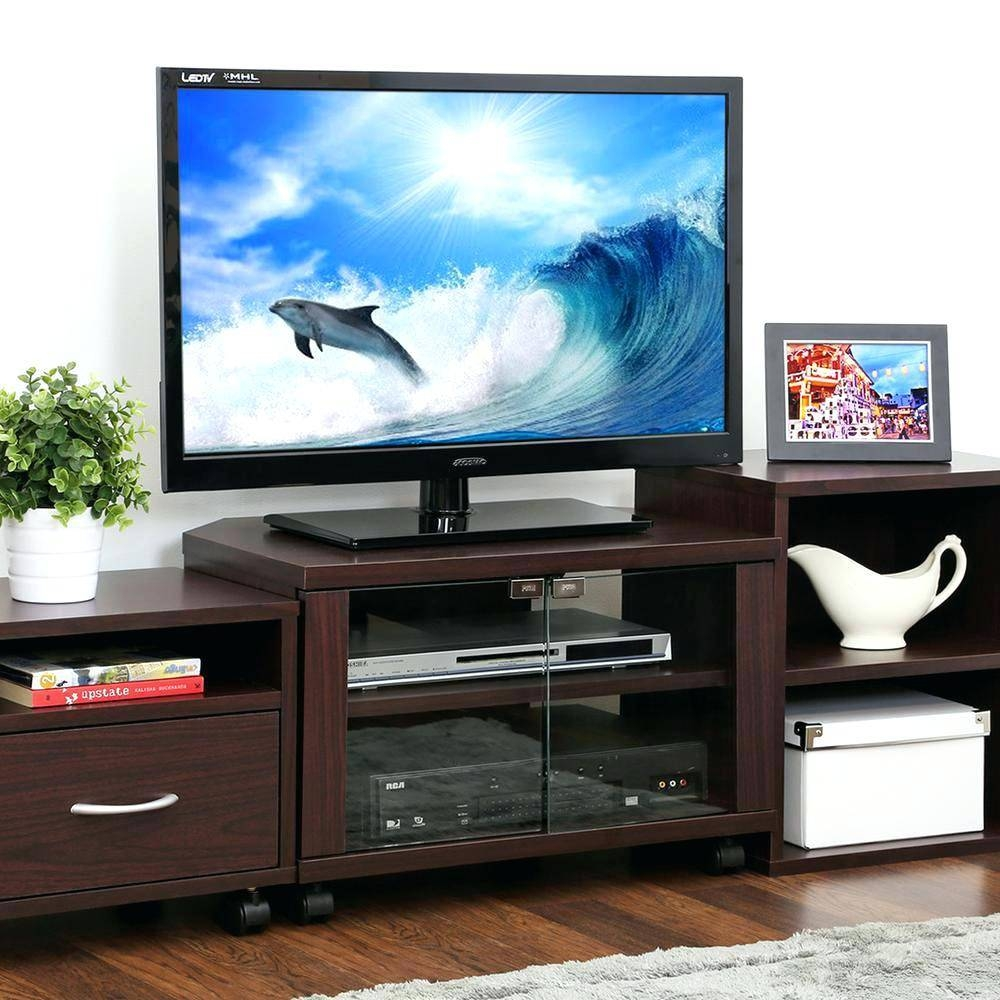 Tv Tables Big Tv Stand: 15 Best Collection Of Maple Tv Stands For Flat Screens