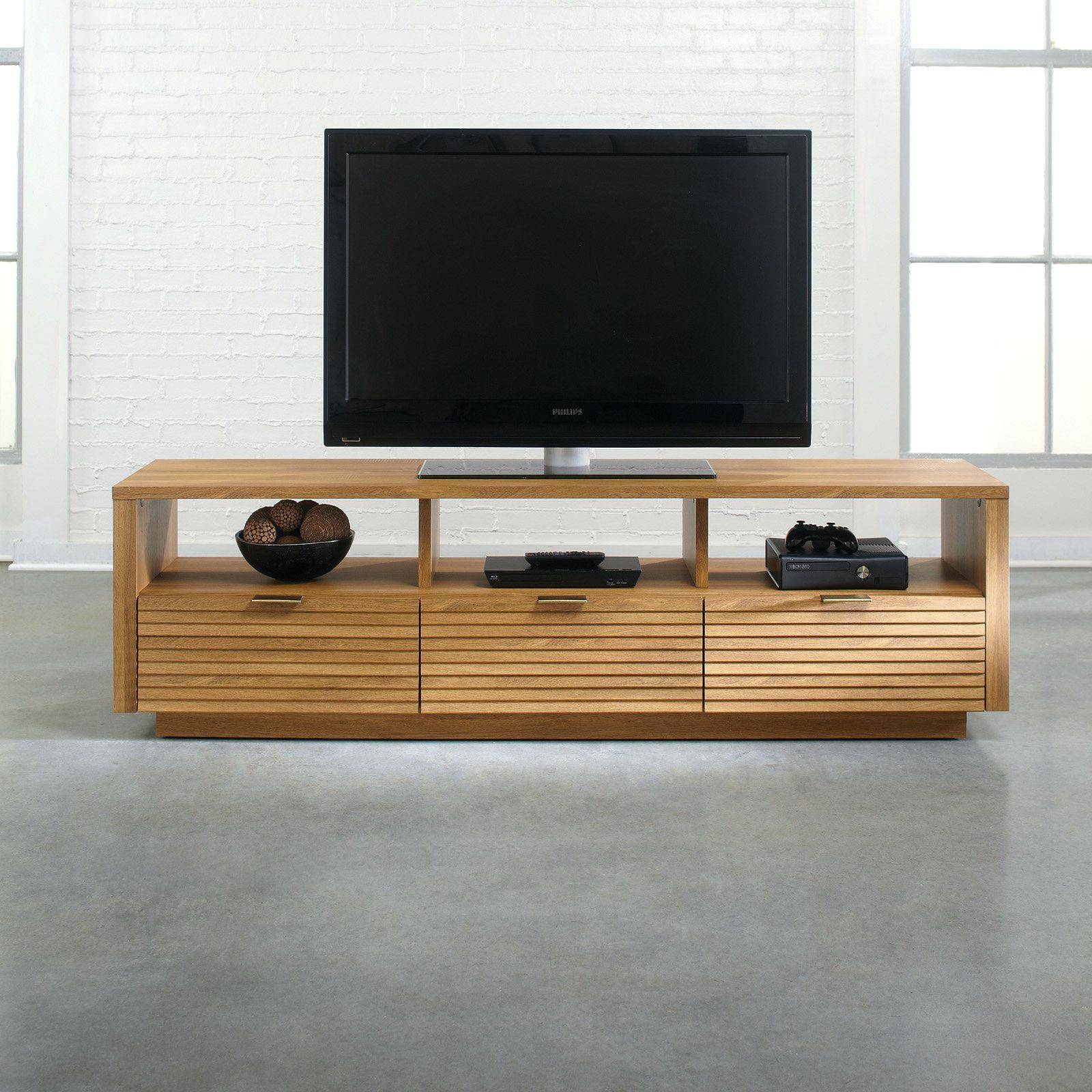 Tv Stand : 23 Fascinating Home Oak Tv Stands 41 To 49 Wide Tv intended for Light Oak Tv Stands Flat Screen (Image 8 of 15)