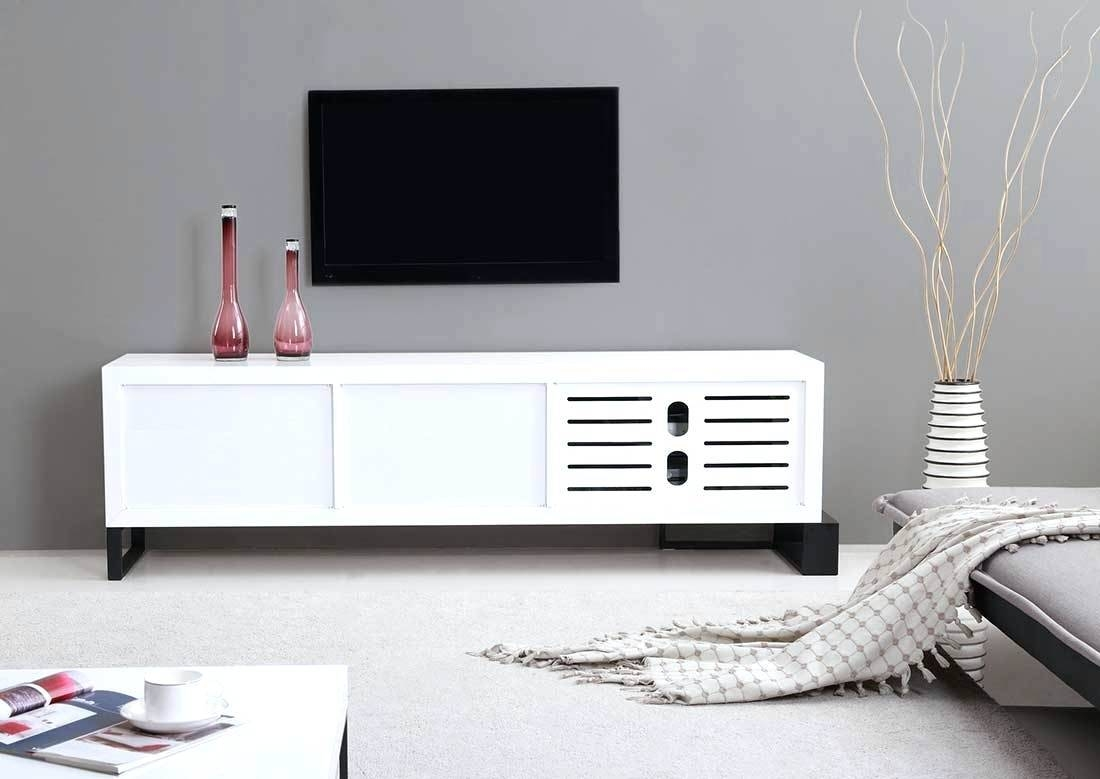 Tv Stand : 30 Extra Long Modern White Tv Stand Bm 36 Modern in Extra Long Tv Stands (Image 11 of 15)