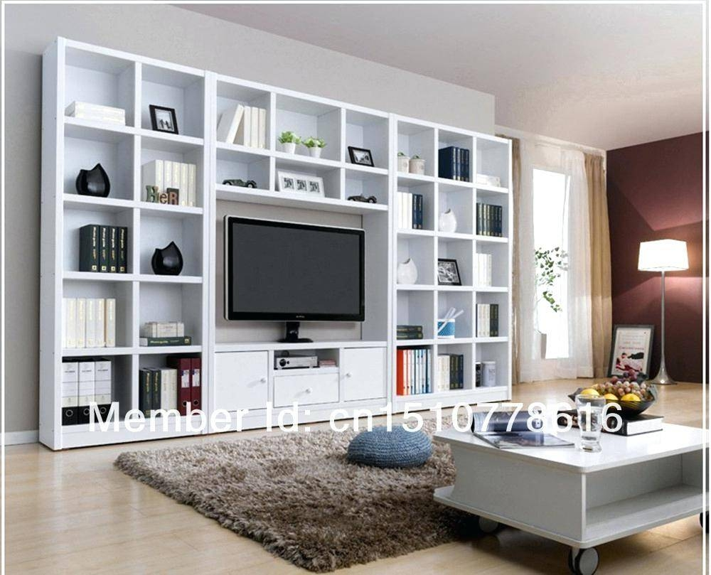 Tv Stand : 36 Full Size Of Tv Standsbookcase Tv Stand With Glass Pertaining To Bookshelf Tv Stands Combo (View 4 of 15)