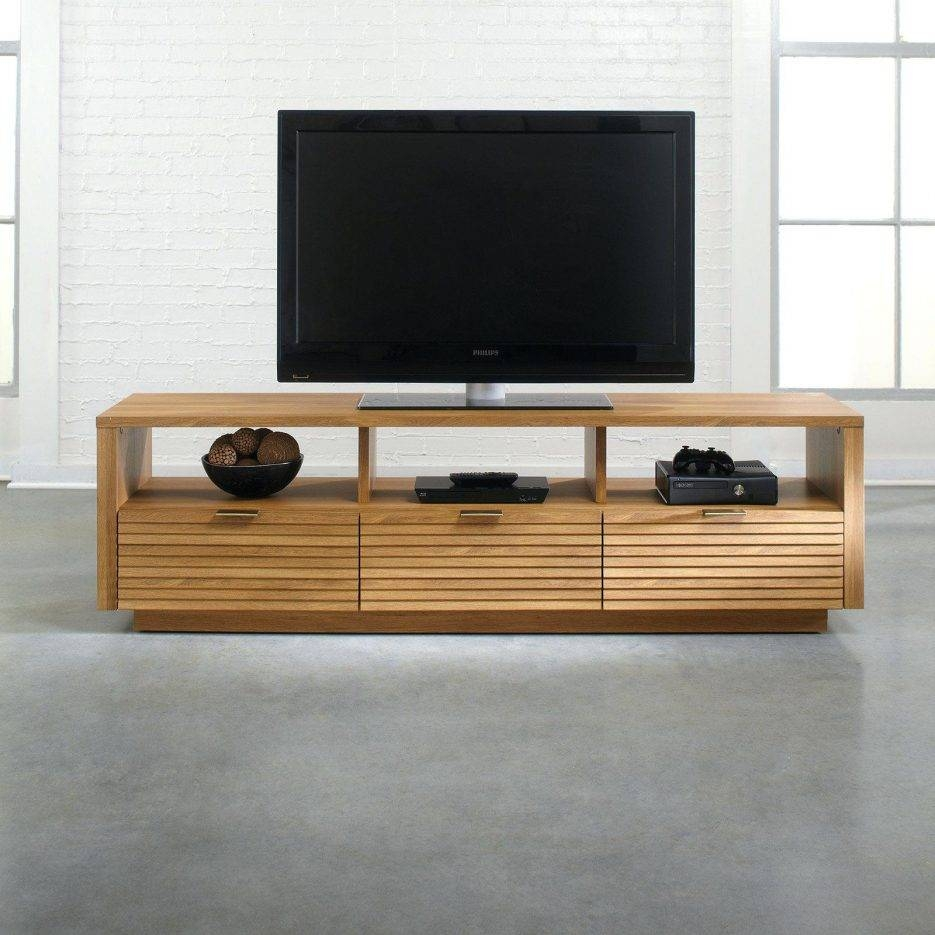 Tv Stand : 49 Modern Oak Tv Stands Mesmerizing Splendid Modern Oak For Contemporary Oak Tv Stands (View 9 of 15)