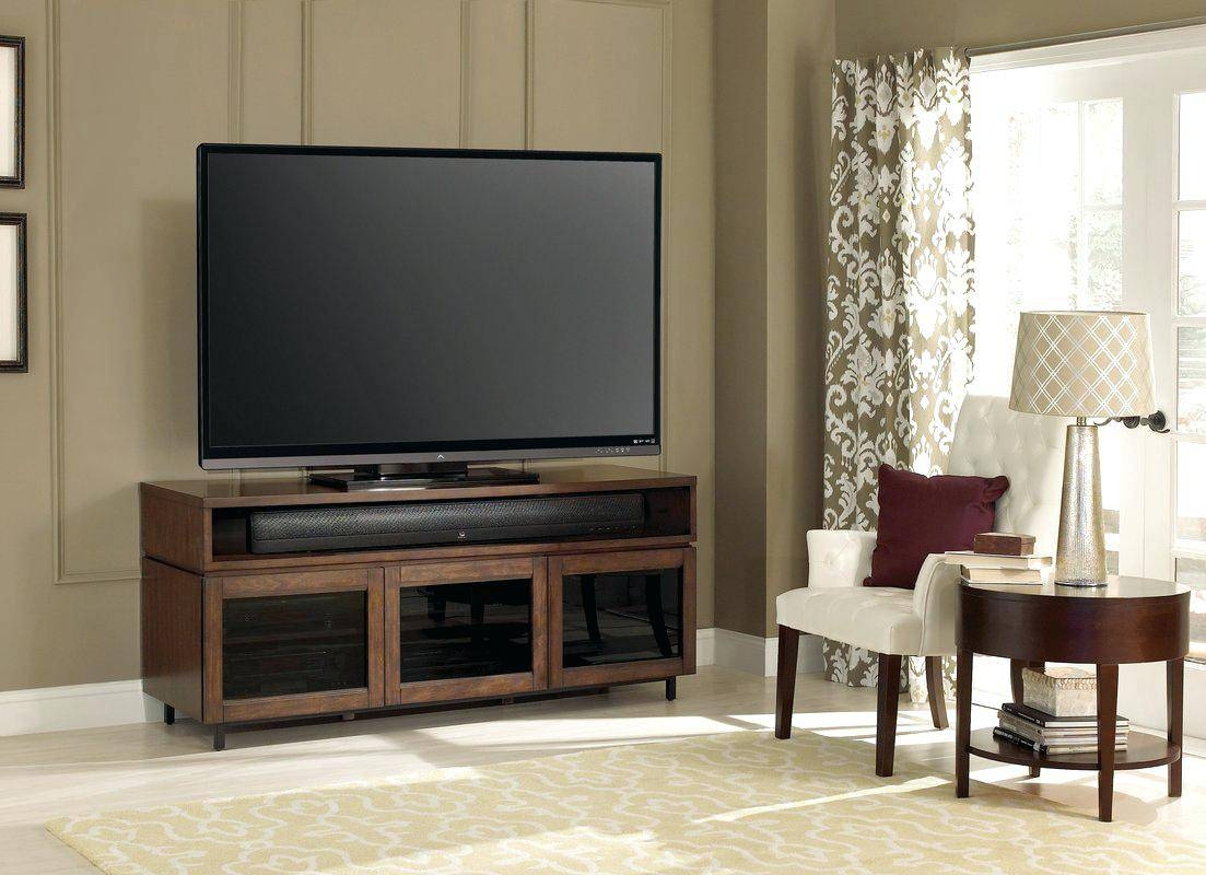 2019 Popular 65 Inch Tv Stands With Integrated Mount