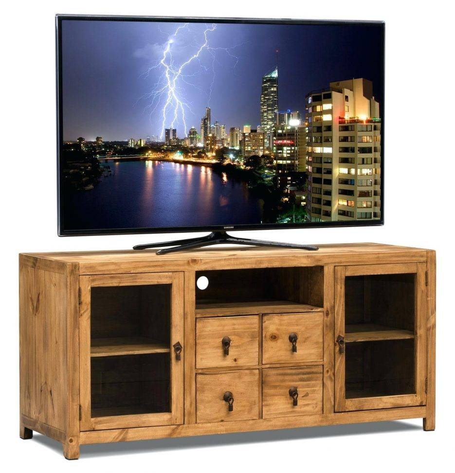 Tv Stand: Amazing Solid Pine Tv Stand Design. Solid Pine Tv Stand in Solid Pine Tv Cabinets (Image 13 of 15)