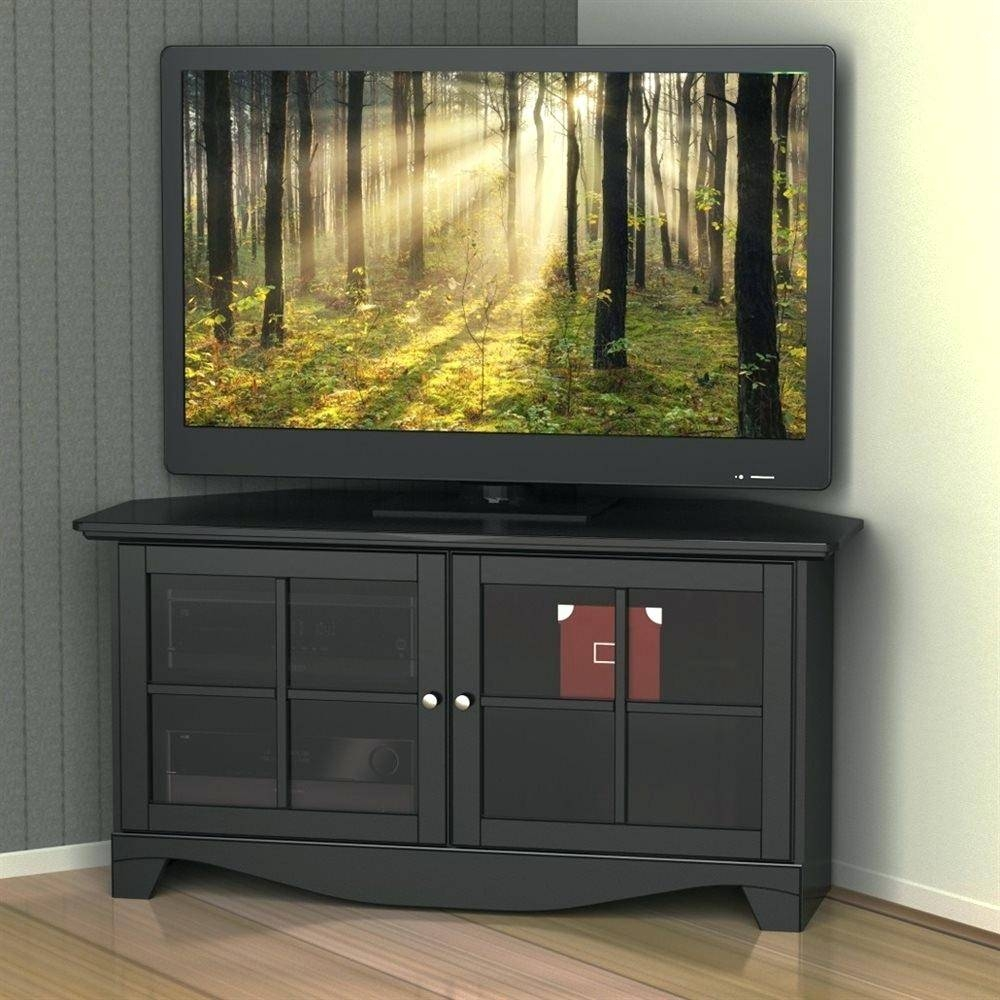 Tv Stand: Appealing Corner Tv Stand 50 Design. Tv Stand Ideas pertaining to 50 Inch Corner Tv Cabinets (Image 14 of 15)