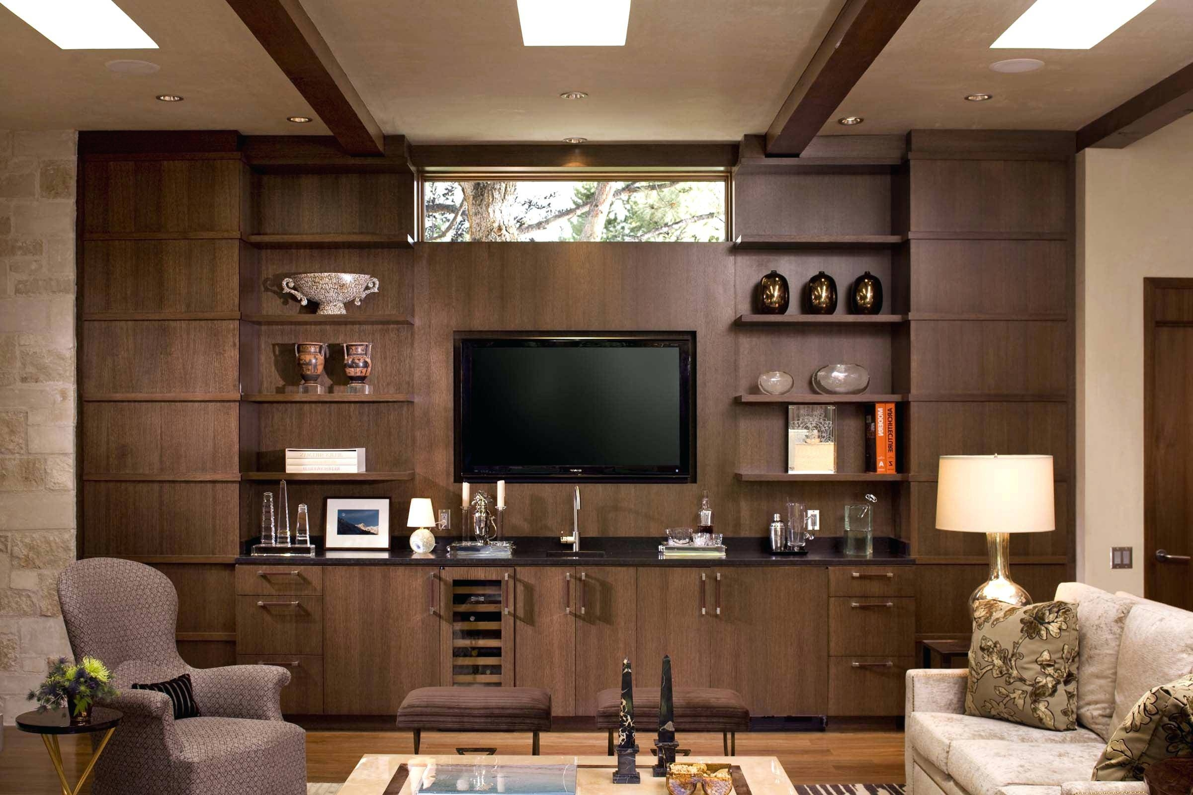 Tv Stand: Beautiful Bookshelf And Tv Stand Design (View 11 of 15)