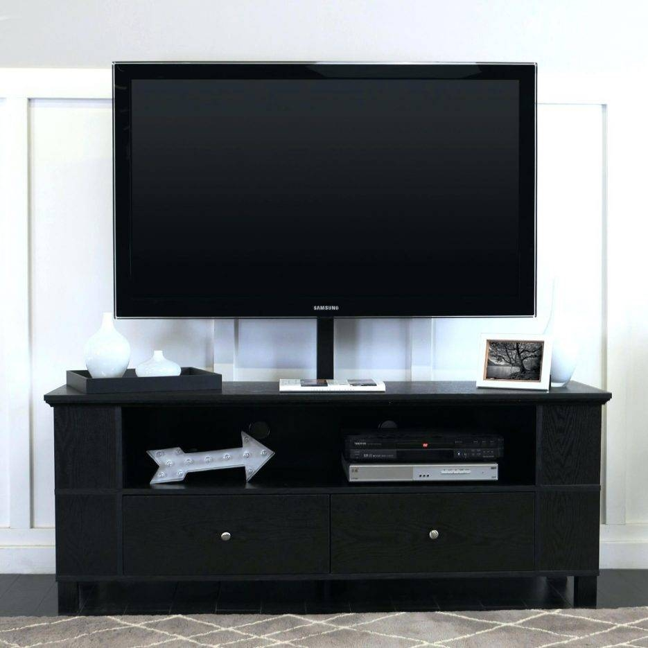 Tv Stand : Bello Black Corner Tv Stand For Tvs Up To 50 Cozy Black inside Techlink Bench Corner Tv Stands (Image 8 of 15)