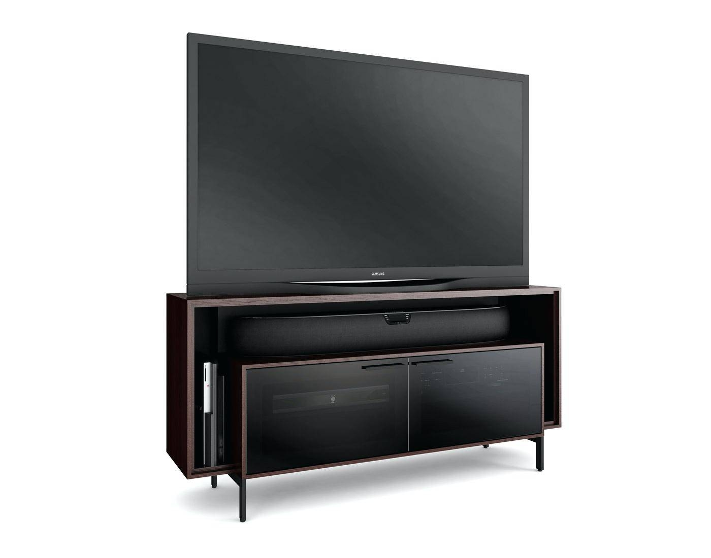 Tv Stand: Charming Slimline Tv Stand Design (View 10 of 15)