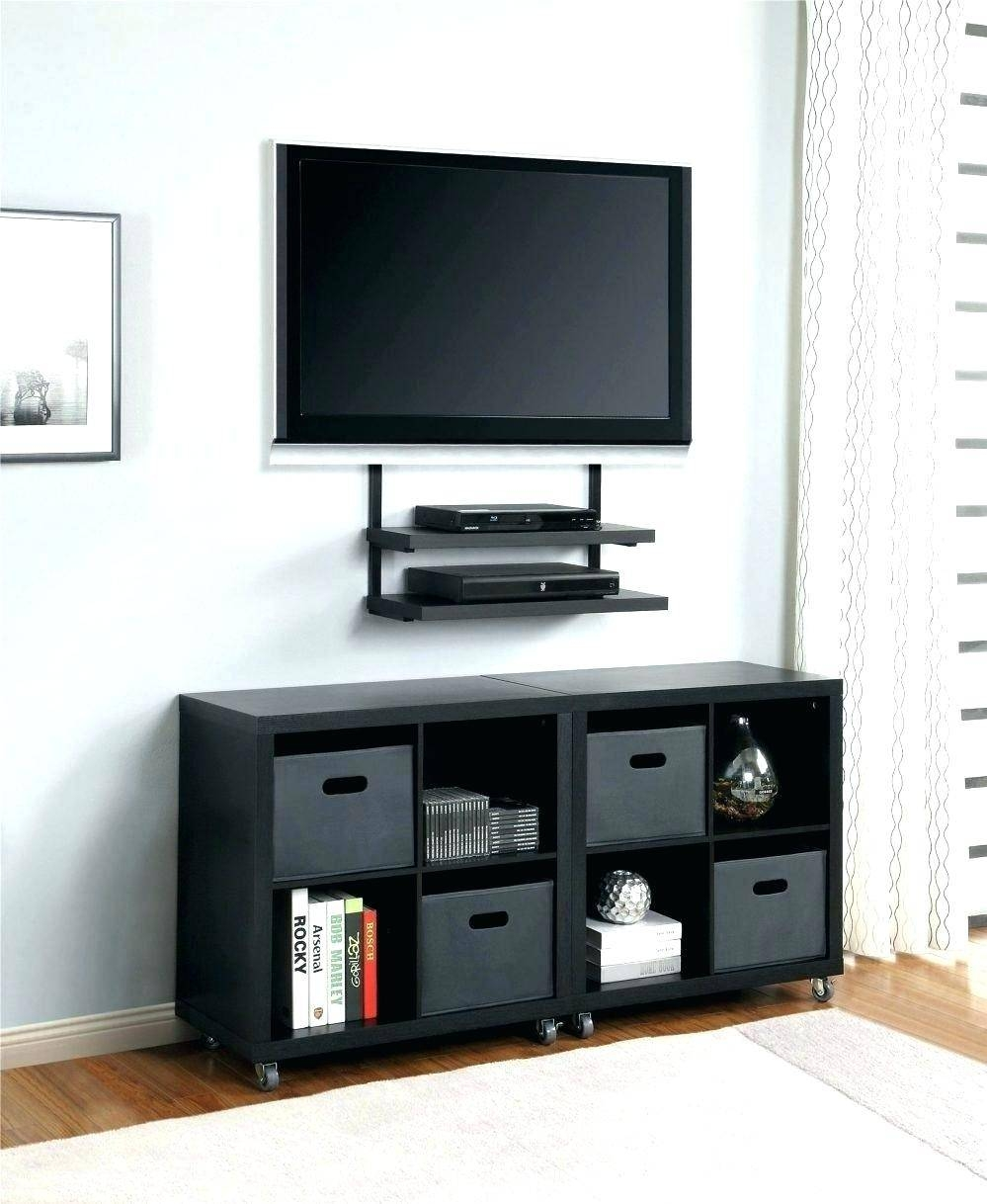 Tv Stand : Chic Full Image For Closed Tv Stand Wall Unit Hanging within Sleek Tv Stands (Image 11 of 15)