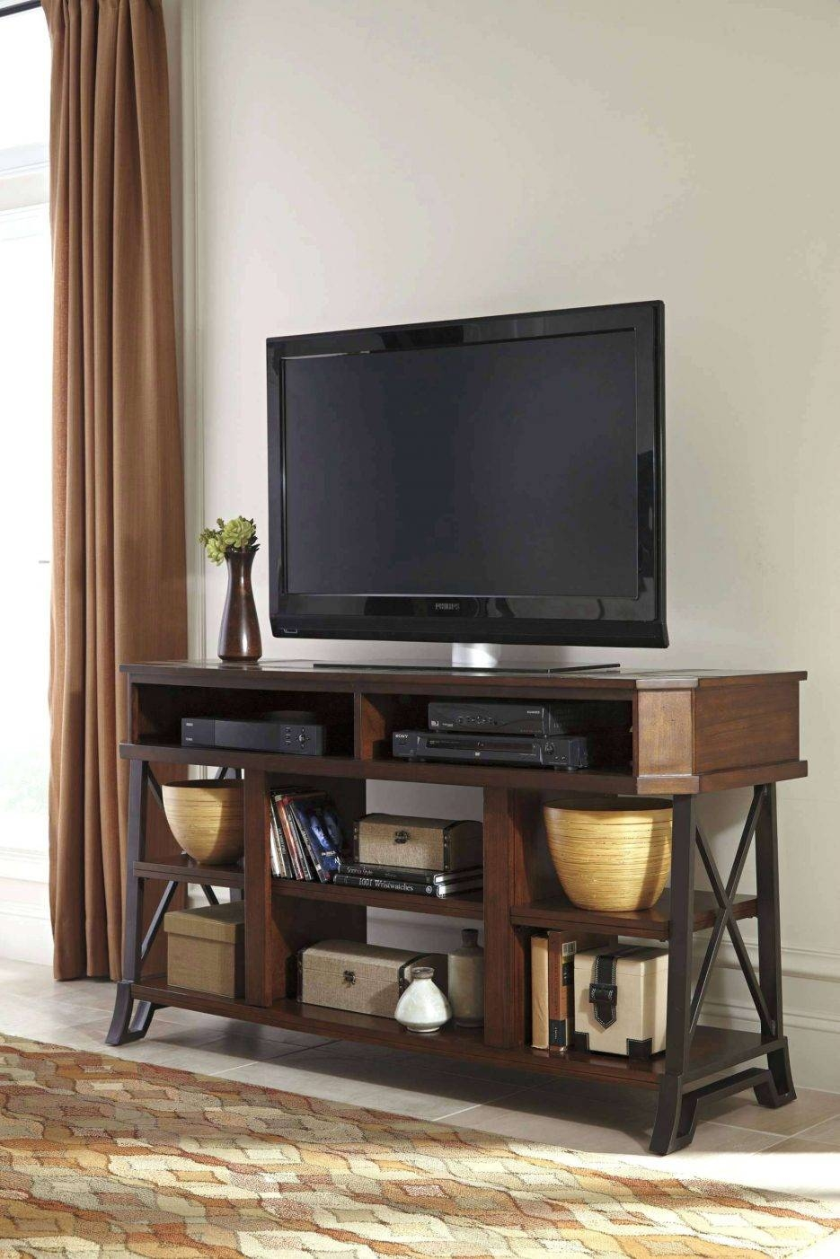 Tv Stand : Chic Large Size Of Tv Standssolid Oak Country Corner Tv Intended For Country Tv Stands (View 11 of 15)