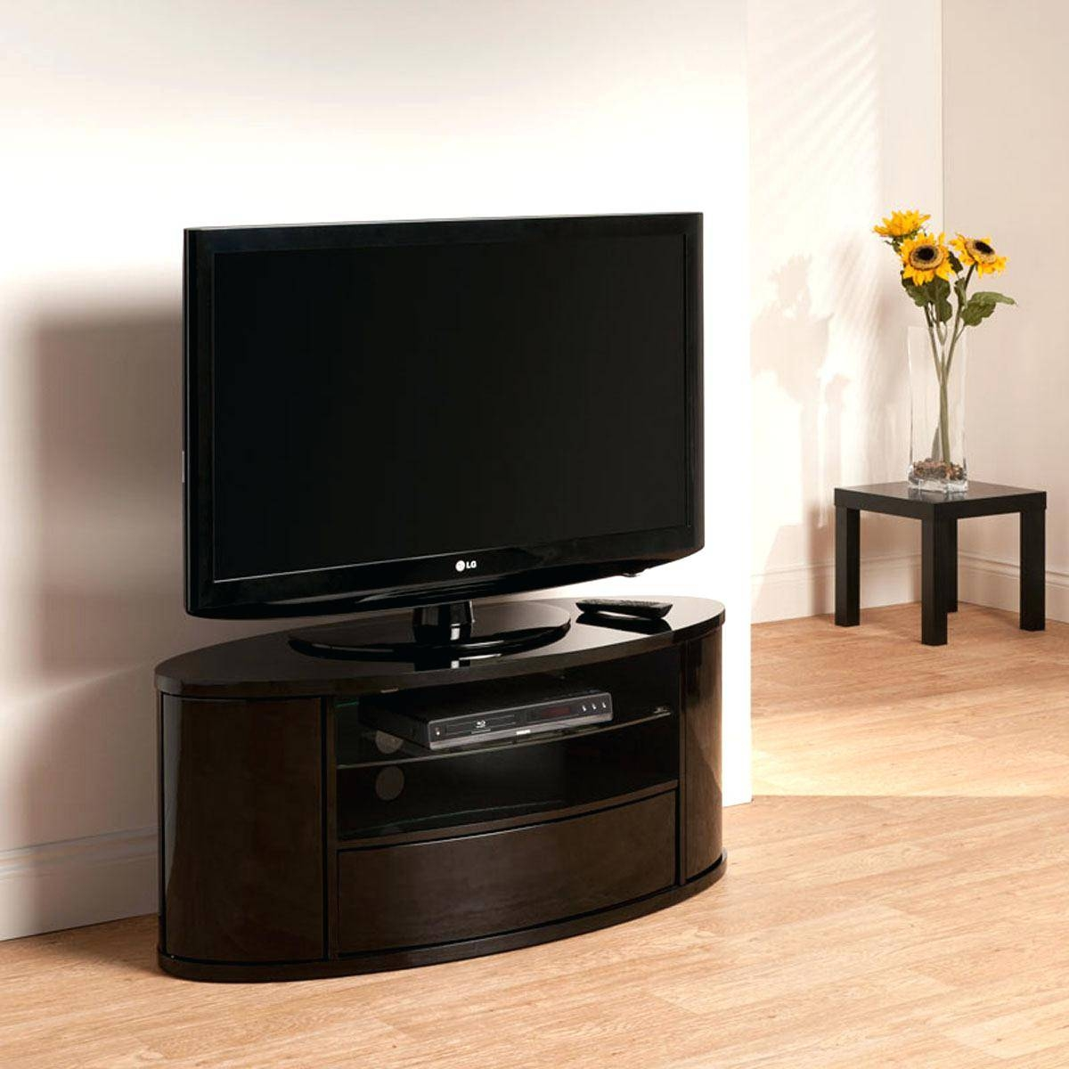 Tv Stand: Chic Tv Stand 50 Inch For Home Space. Corner Tv Stand 50 with regard to Tv Stands 38 Inches Wide (Image 11 of 15)
