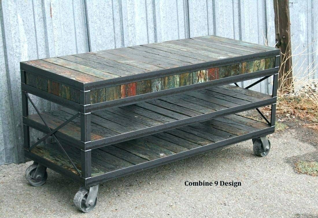 Tv Stand: Chic Vintage Style Tv Stand Images. Vintage Style Tv regarding Industrial Corner Tv Stands (Image 12 of 15)