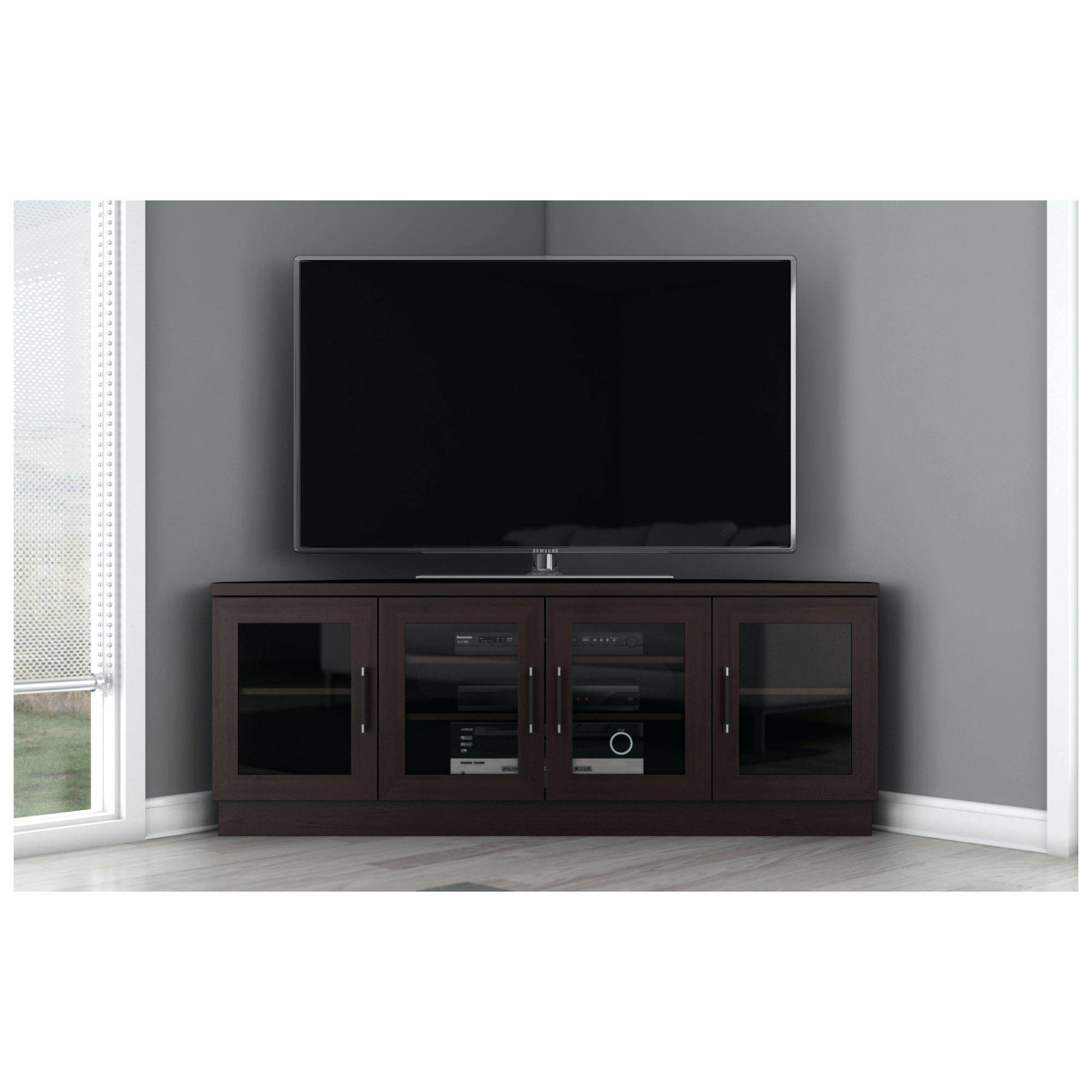Tv Stand : Corner Tv Stand Corner Tv Stand Wonderful Corner Tv with regard to 24 Inch Corner Tv Stands (Image 11 of 15)