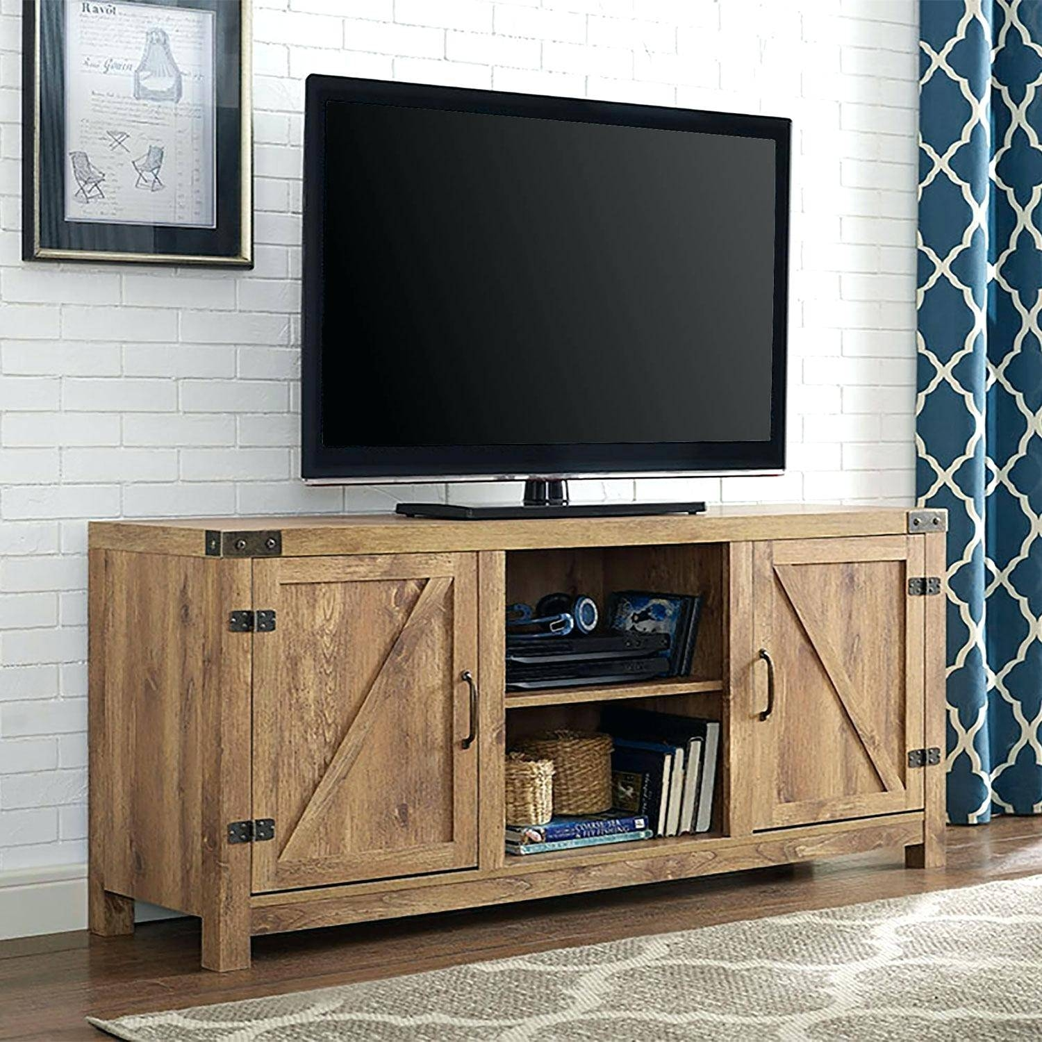 Tv Stand: Cozy Extra Long Tv Stand Design. Contemporary Tv Stands throughout Extra Long Tv Stands (Image 15 of 15)