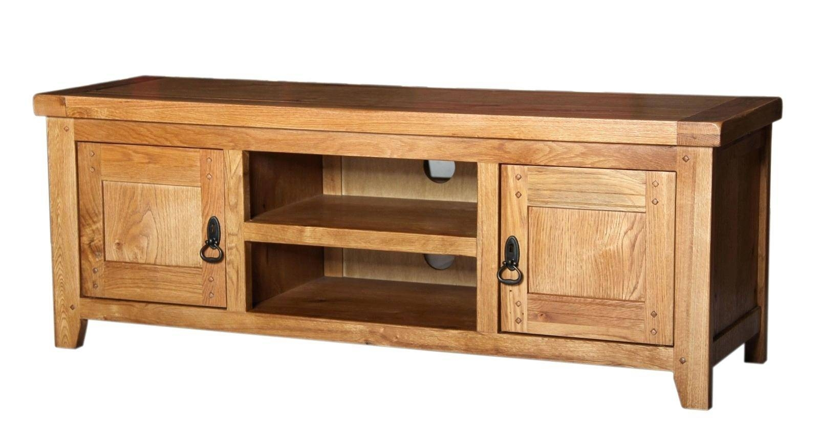 tv stand cozy rustic oak tv stand for room ideas tv with regard