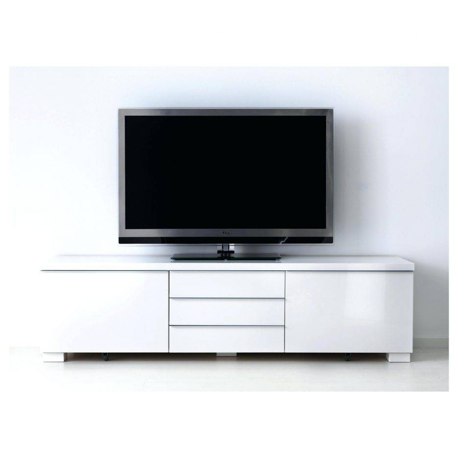 Tv Stand: Excellent Acrylic Tv Stand For Living Space. Black throughout Acrylic Tv Stands (Image 14 of 15)