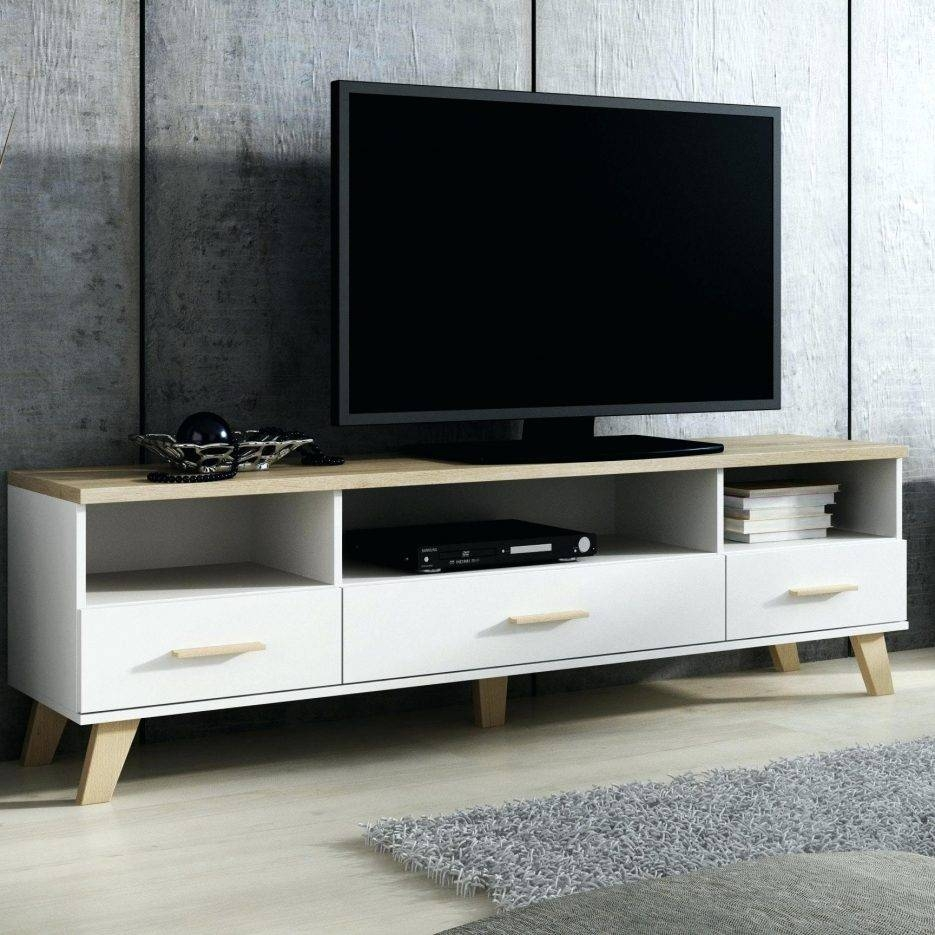 Tv Stand : Furniture Design Ergonomic Mayela 63 Tv Stand Reviews throughout All Modern Tv Stands (Image 12 of 15)