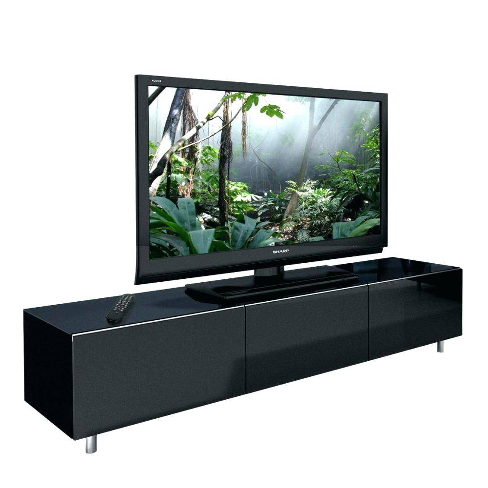 Tv Stand : Ikea Black Ash Tv Stand Besta Tv Unit Black Brown Width In Large Black Tv Unit (View 5 of 15)
